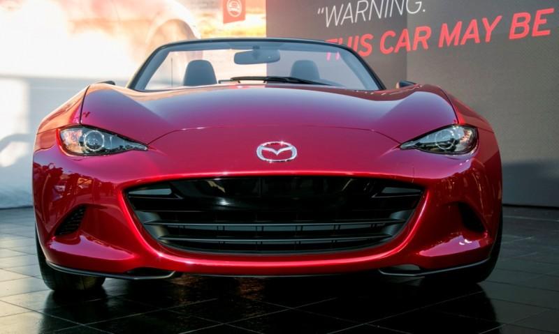 2016 Mazda MX-5 5