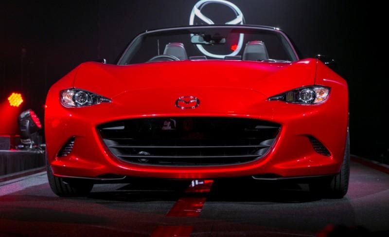 2016 Mazda MX-5 9