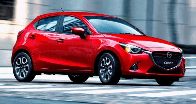 2016 Mazda2 GIF