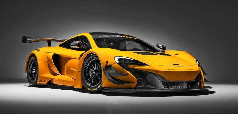 2016 McLaren 650S GT3 1