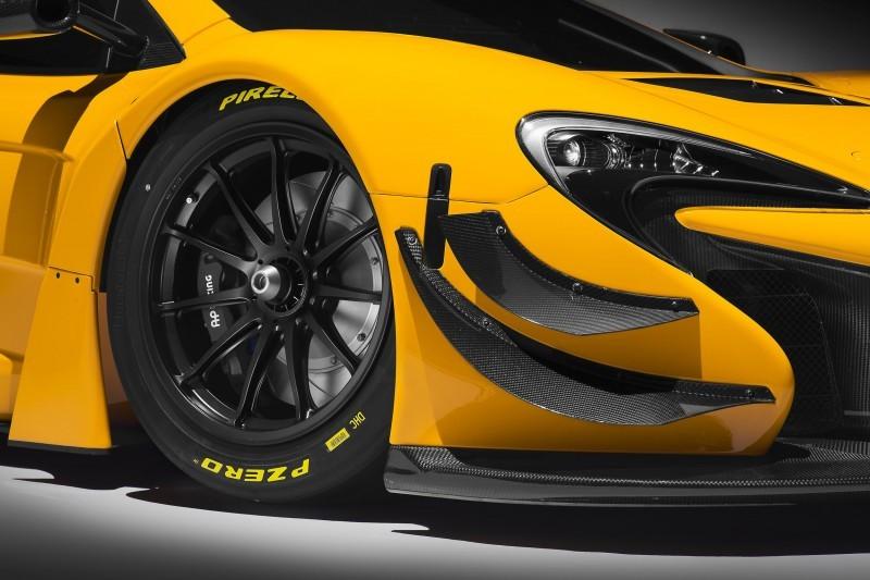2016 McLaren 650S GT3 12