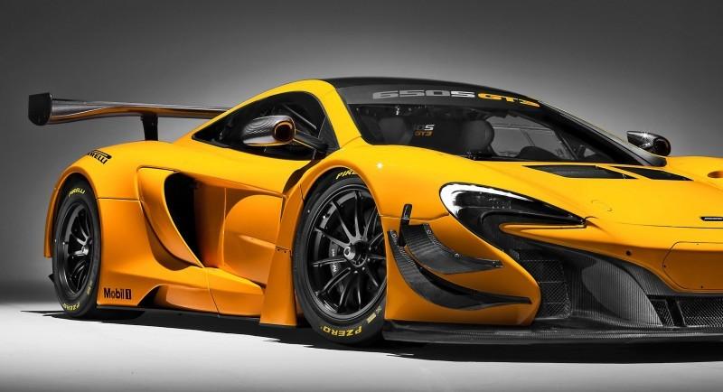 2016 McLaren 650S GT3 2