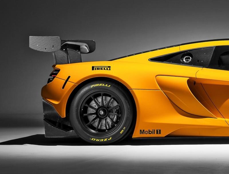 2016 McLaren 650S GT3 6