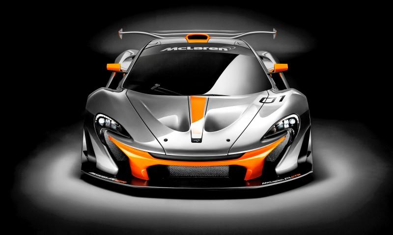 2016 McLaren P1 GTR - Pebble Beach World Debut 12