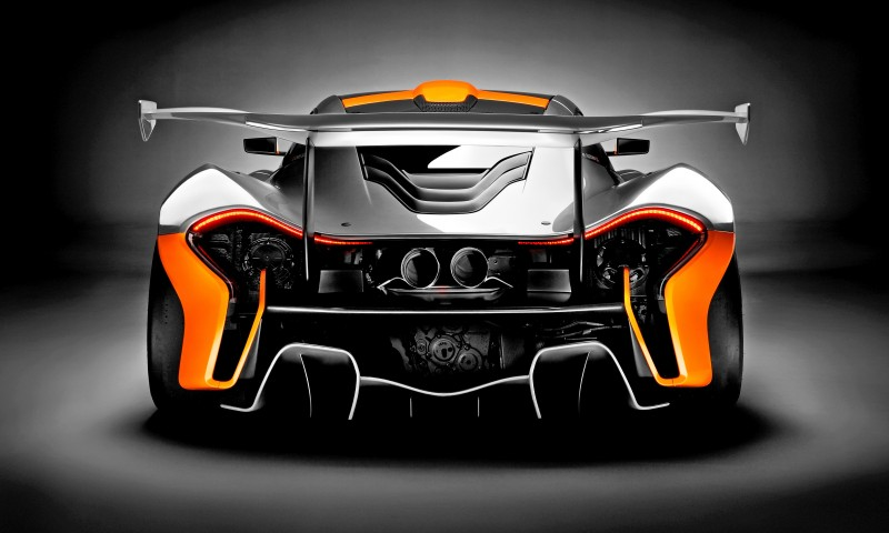 2016 McLaren P1 GTR - Pebble Beach World Debut 14