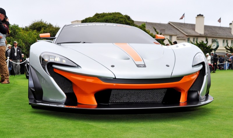 2016 McLaren P1 GTR - Pebble Beach World Debut 4