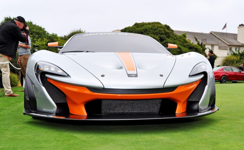 2016 McLaren P1 GTR - Pebble Beach World Debut 6