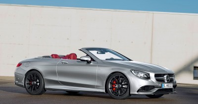2016 Mercedes-AMG S63 4MATIC Cabriolet Edition 130 11