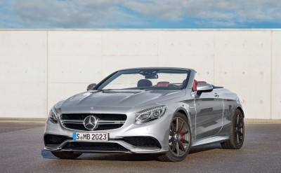 2016 Mercedes-AMG S63 4MATIC Cabriolet Edition 130 13