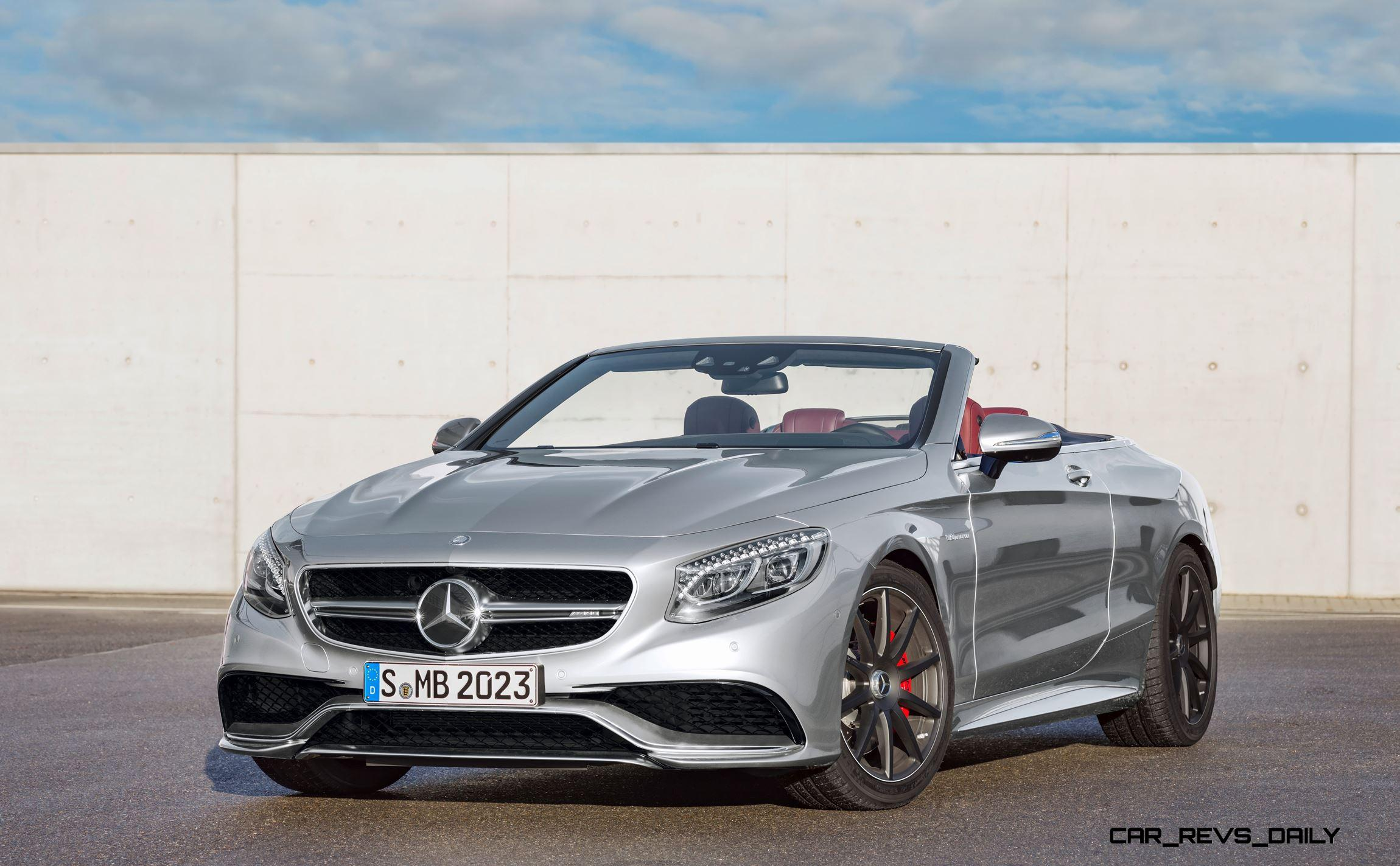 585hp 2016 mercedes amg s63 4matic cabriolet edition. Black Bedroom Furniture Sets. Home Design Ideas