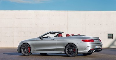 2016 Mercedes-AMG S63 4MATIC Cabriolet Edition 130 15