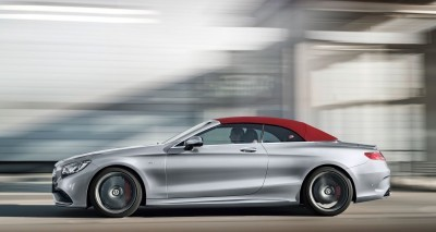 2016 Mercedes-AMG S63 4MATIC Cabriolet Edition 130 16