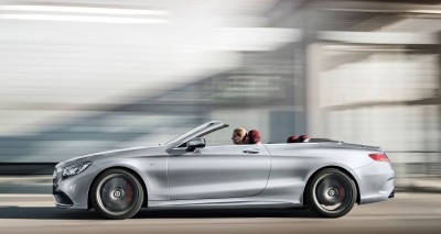 2016 Mercedes-AMG S63 4MATIC Cabriolet Edition 130 17