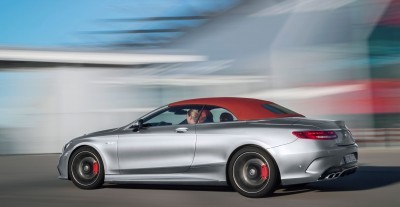 2016 Mercedes-AMG S63 4MATIC Cabriolet Edition 130 18