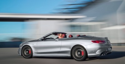 2016 Mercedes-AMG S63 4MATIC Cabriolet Edition 130 19