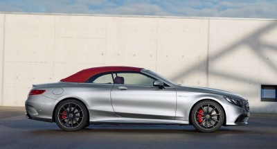 2016 Mercedes-AMG S63 4MATIC Cabriolet Edition 130 9