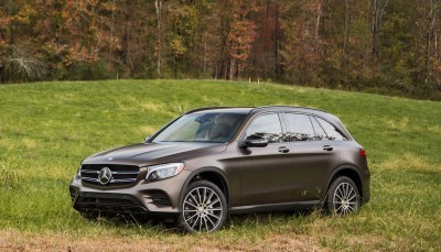 2016 Mercedes-Benz GLC300
