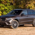 2016 Mercedes-Benz GLC300 - Air-Sprung Crossover In US Dealers Now! $45k Pricing, RWD or 4Matic + 9-Sp Auto