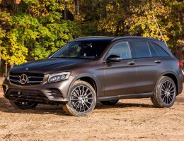 2016 Mercedes-Benz GLC300 – Air-Sprung Crossover In US Dealers Now!  $45k Pricing, RWD or 4Matic + 9-Sp Auto