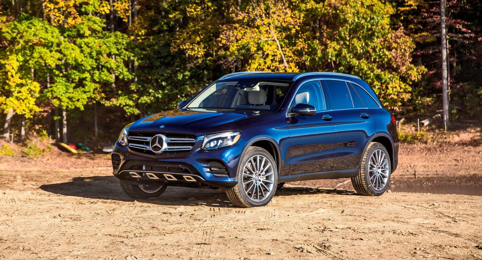 2016 mercedes benz glc300 air sprung crossover in us for Www mercedes benz usa
