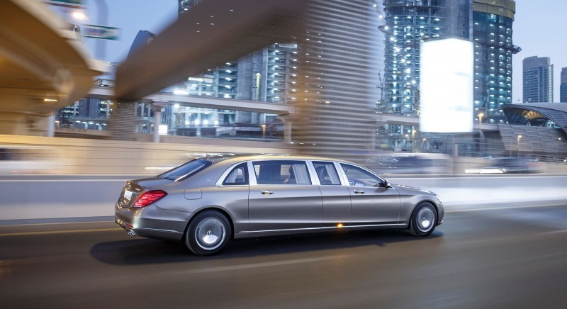 2016 Mercedes-Maybach PULLMAN Limo 13