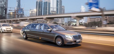 2016 Mercedes-Maybach PULLMAN Limo 14