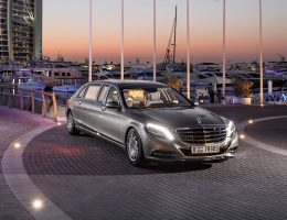 2016 Mercedes-Maybach PULLMAN Limo – Noblesse Oblige