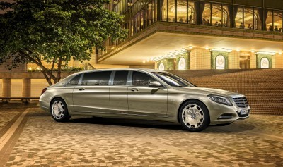 2016 Mercedes-Maybach PULLMAN Limo 24