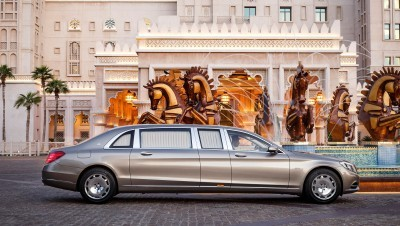 2016 Mercedes-Maybach PULLMAN Limo 4