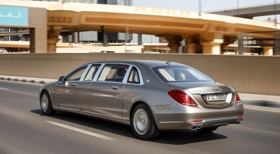 2016 Mercedes-Maybach PULLMAN Limo 9