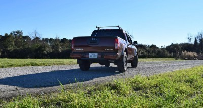 2016 Nissan FRONTIER Pro-4X V6 AWD 18