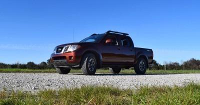 2016 Nissan FRONTIER Pro-4X V6 AWD 25