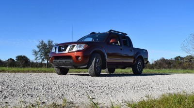 2016 Nissan FRONTIER Pro-4X V6 AWD 26