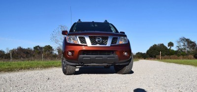 2016 Nissan FRONTIER Pro-4X V6 AWD 30
