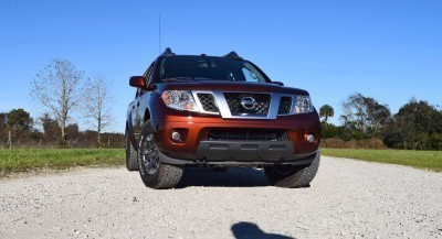 2016 Nissan FRONTIER Pro-4X V6 AWD 31