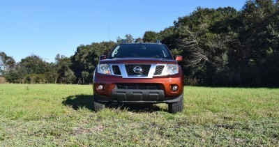 2016 Nissan FRONTIER Pro-4X V6 AWD 33