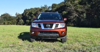 2016 Nissan FRONTIER Pro-4X V6 AWD 34