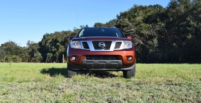 2016 Nissan FRONTIER Pro-4X V6 AWD 35