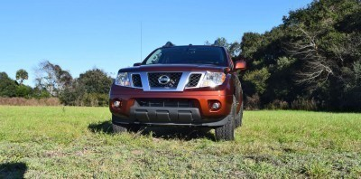 2016 Nissan FRONTIER Pro-4X V6 AWD 36