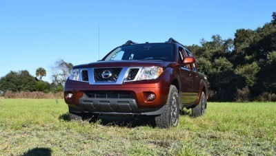 2016 Nissan FRONTIER Pro-4X V6 AWD 37