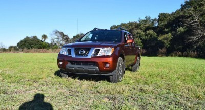 2016 Nissan FRONTIER Pro-4X V6 AWD 38