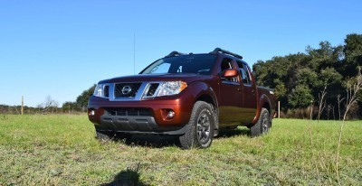 2016 Nissan FRONTIER Pro-4X V6 AWD 39