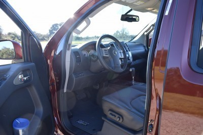 2016 Nissan FRONTIER Pro-4X V6 AWD 4