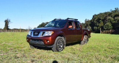 2016 Nissan FRONTIER Pro-4X V6 AWD 40