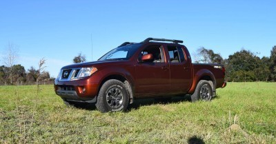 2016 Nissan FRONTIER Pro-4X V6 AWD 41
