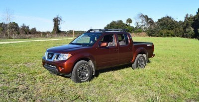 2016 Nissan FRONTIER Pro-4X V6 AWD 42