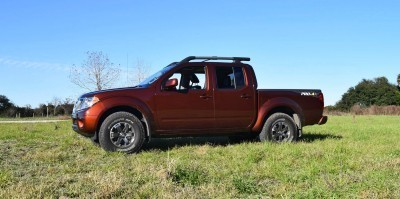 2016 Nissan FRONTIER Pro-4X V6 AWD 44
