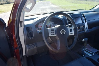 2016 Nissan FRONTIER Pro-4X V6 AWD 5