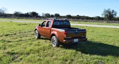 2016 Nissan FRONTIER Pro-4X V6 AWD 50