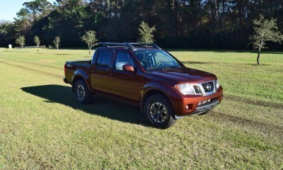 2016 Nissan FRONTIER Pro-4X V6 AWD 53